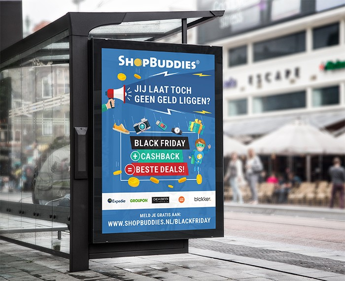 Abri ShopBuddies