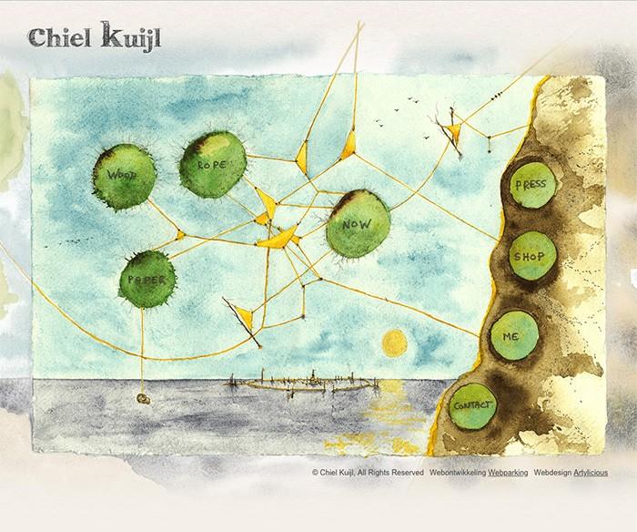 Webdesign Chiel Kuijl